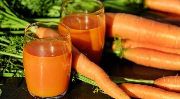 Морковь - продукт для профилактики рака