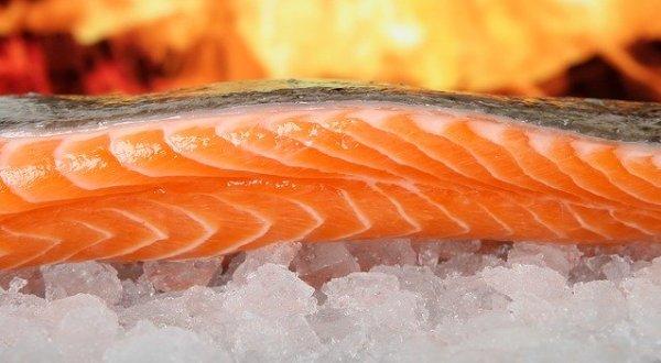 Рыба - продукт для здоровья волос