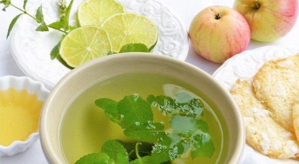 Очистка организма лимоном, яблоком и огурцом