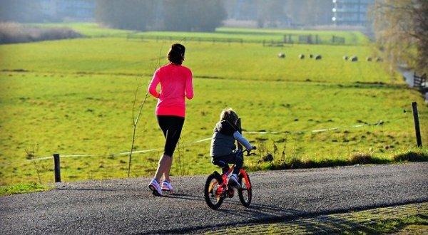 Пробежка - способ снять стресс