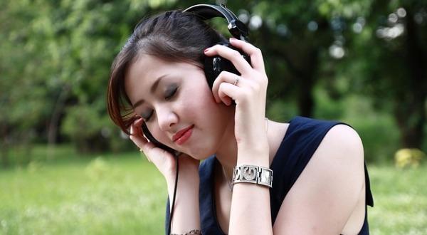 Прогуляйтесь включите музыку