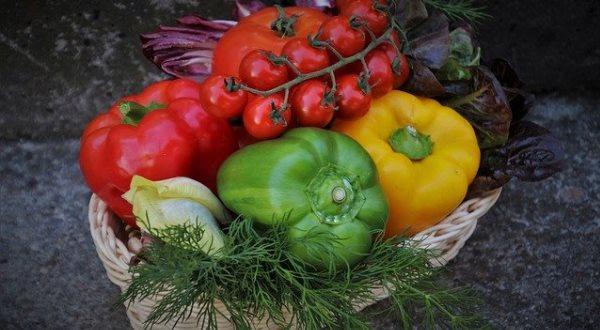 Здоровое питание - больше овощей