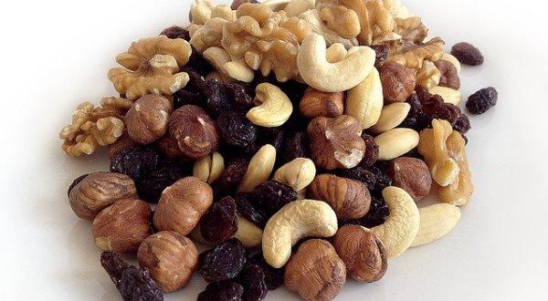 Путь к веганству - орехи