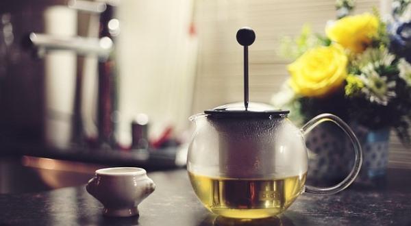 Зеленый чай для поднятия настроения