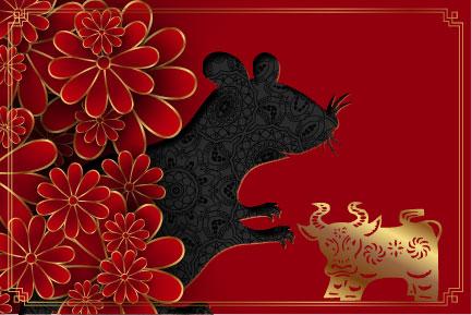 Китайский гороскоп - Год Быка