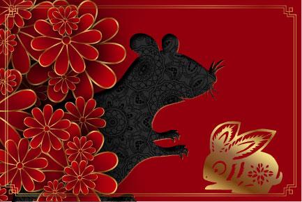 Китайский гороскоп - Год Кролика
