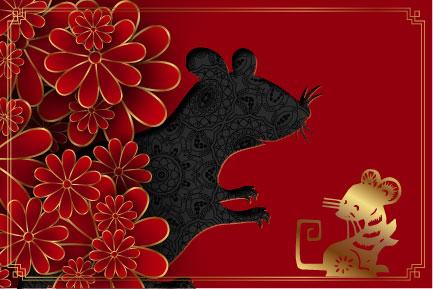 Китайский гороскоп - Год Крысы