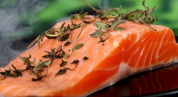Жирная рыба для иммунитета