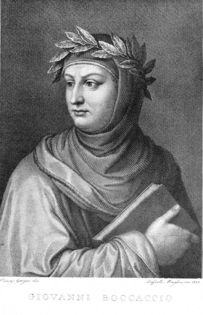 Джованни Боккаччо — итальянский писатель и поэт, представитель литературы эпохи Раннего Возрождения