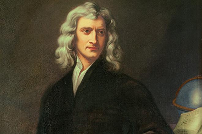 Исаак Ньютон — английский физик, математик, механик и астроном
