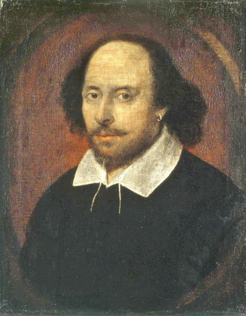 Уильям Шекспир — английский поэт и драматург