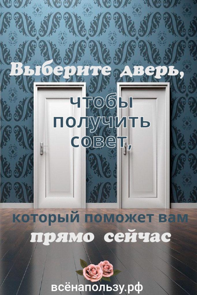 тест три двери