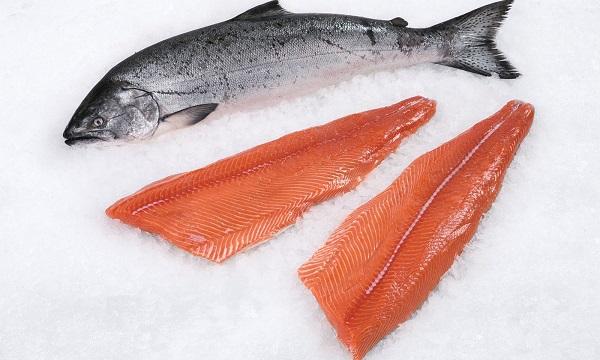 лосось витамин D